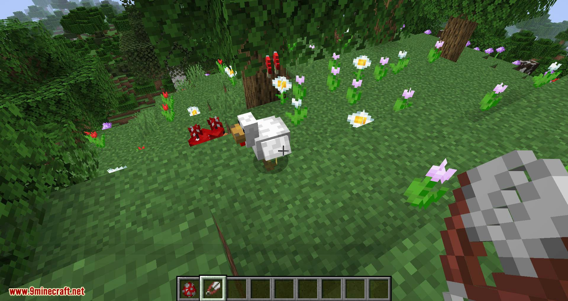 Earth Mobs mod for minecraft 06